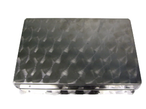 Document Holder for Mobile Catering Trailer/Van